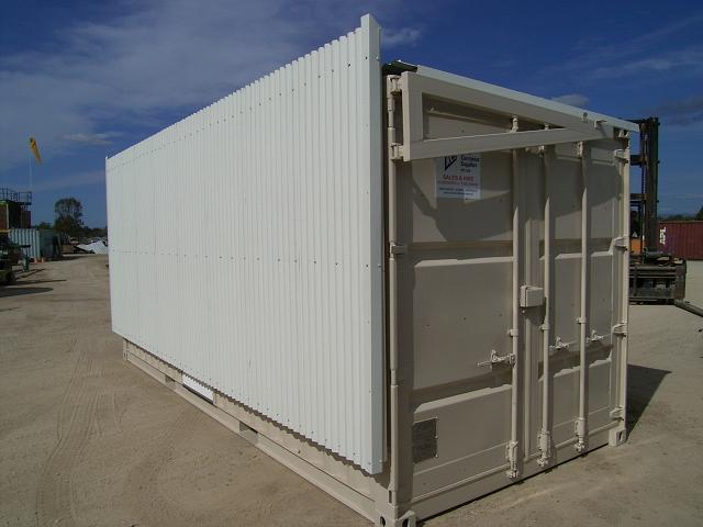 Awnings Rural Container Supplies