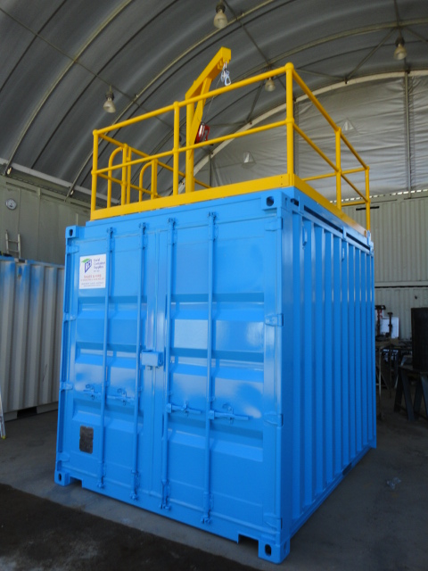 Latest Projects Rural Container Supplies